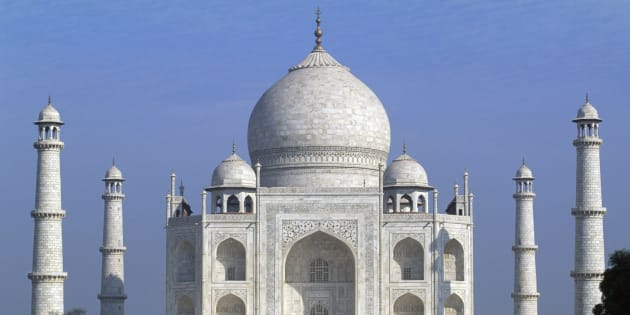 is the taj mahal actually a temple built by a rajput king centre