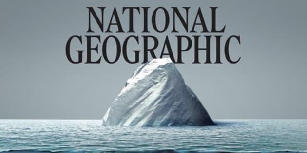 La nouvelle couverture de National Geographic ne laissera personne indifférent.