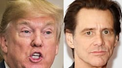 Jim Carrey's Latest Artwork Takes Aim At Trump's Stance On