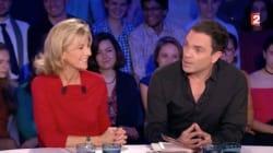 Ruquier écarte l'option Claire Chazal pour remplacer Yann Moix dans