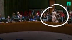 En pleine réunion d'urgence à l'ONU, l'ambassadrice américaine s'en va quand le représentant palestinien prend la