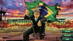 VIDEO: Jair Bolsonaro golpea a mujeres, negros y activistas en
