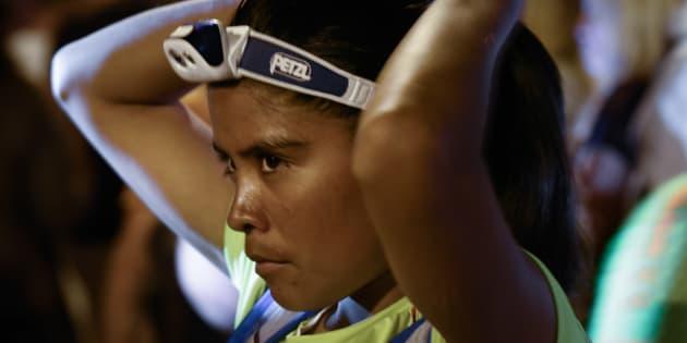Rarámuri se retira del ultramaratón en Canarias