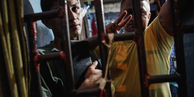 Penitenciária Desembargador Raimundo Vidal Pessoa, em Manaus (AM)