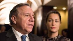 Legault veut que SNC-Lavalin demeure une entreprise
