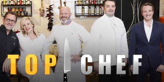 """L'ensemble de l'équipe de cette nouvelle saison de """"Top Chef"""""""