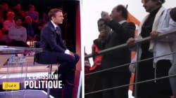 Dans L'Emission politique, ce tacle de Macron sur Hollande est passé