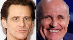 Jim Carrey Turns Paintbrush On Rudy Giuliani With Ghoulish New