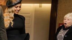 Cette femme croise Beyoncé et ne se peut