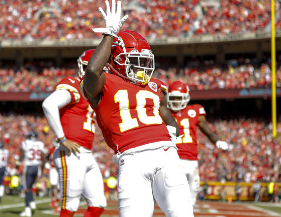 Chiefs somehow gained 116 yards on touchdown drive