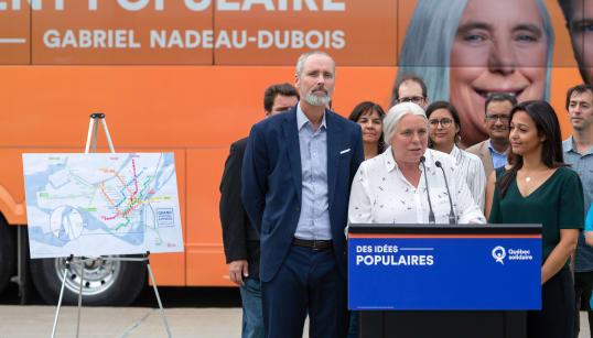 38 nouvelles stations de métro au menu du projet de mobilité de