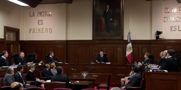 La Presidencia de la SCJN y del Consejo de la Judicatura Federal (CJF), revisará y, en su caso, publicará los montos de las remuneraciones de magistrados y jueces del Poder Judicial.