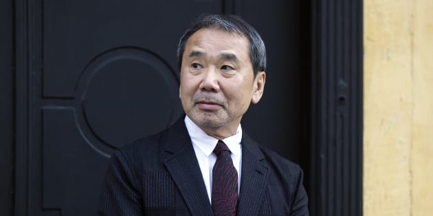 Haruki Murakami, éternel et malheureux favori du prix Nobel de littérature.