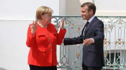 Macron et Merkel veulent une coopération au sujet des migrants, même sans consensus