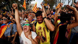 Catalan Parliament Declares Independence From