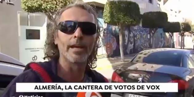 Reportaje Antena 3.