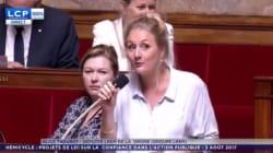 Un député imite le cri d'une chèvre pendant l'intervention d'une de ses