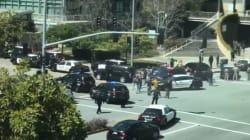 Les images de l'évacuation après la fusillade chez