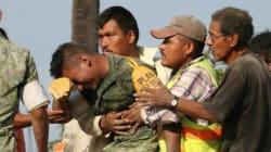 Marco busca a este soldado que recuperó los cuerpos de su esposa e
