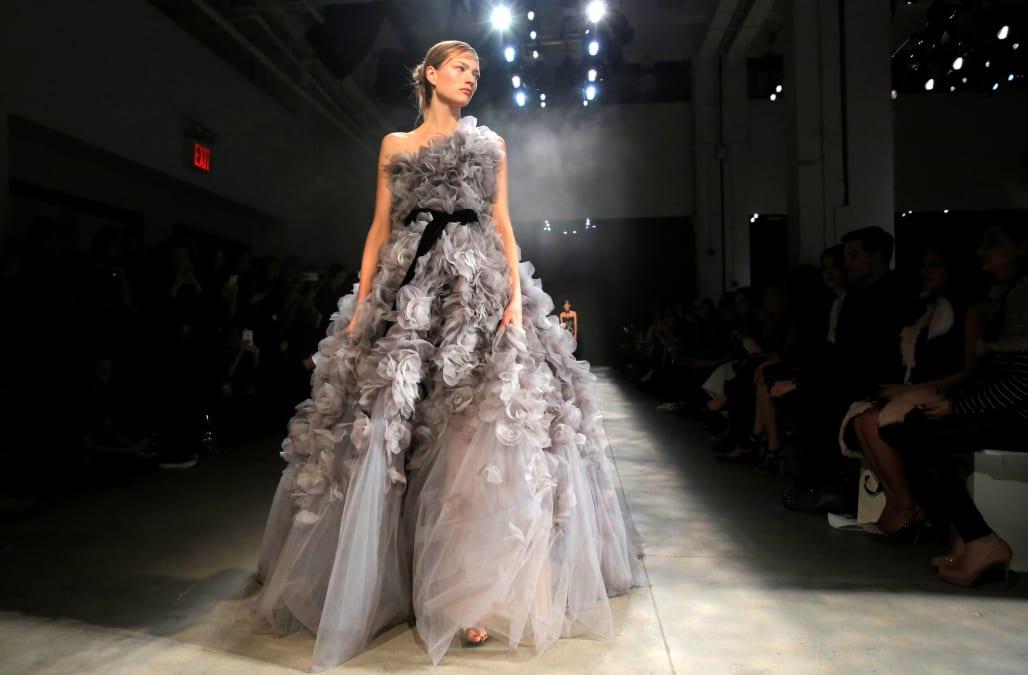 Prettiest Dresses Of New York Fashion Week Fall 2017 Aol Lifestyle