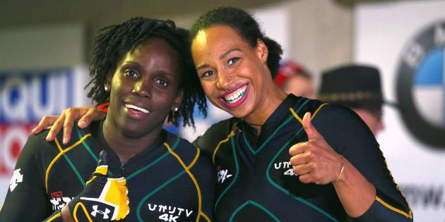 JO d'hiver 2018: une marque de bière a dû offrir un nouveau bobsleigh à l'équipe jamaïcaine