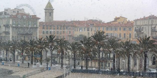 Météo France prévoit un temps toujours glacial ce mardi, vigilance orange neige au sud