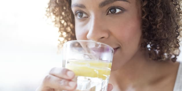 Drinking trendy fruit teas can ruin your teeth