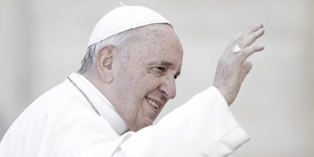 Papa Francesco aiutaci tu  1cbbee51be45