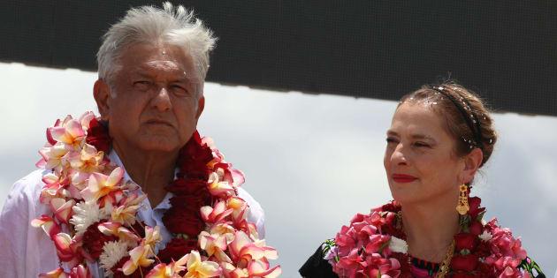 Durante las campañas presidenciales, Beatriz Gutiérrez Müller había dicho que no cree en la figura de la primera dama.