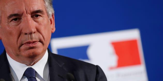 Philippe Wojazer  Reuters                       Bayrou répond au recadrage du Premier ministre