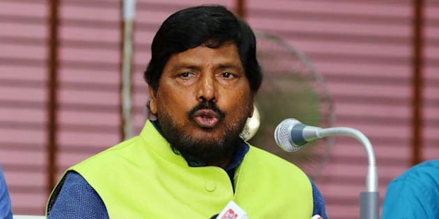 ramdas athawale apologizes for saying i am not bothered by fuel