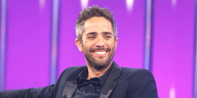 El presentador Roberto Leal durante 'OT'.