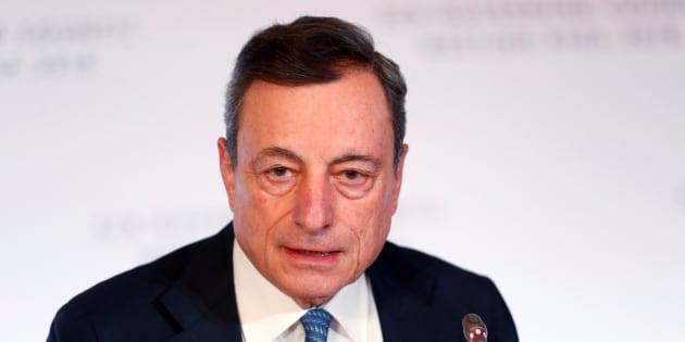Draghi: nessun giudizio sul governo italiano prima di vedere i fatti