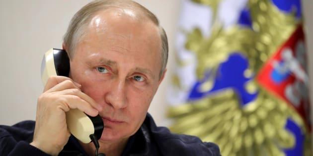 """Sanctions américaines: la Russie se réserve le droit de répondre à ces """"actes hostiles"""""""