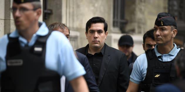 L'Axonais Esteban Morillo condamné à 11 ans de prison — Procès Clément Méric