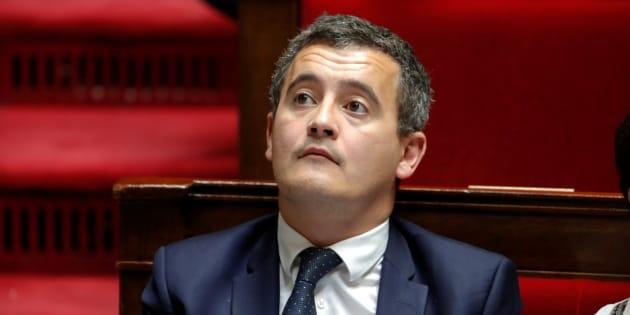 Le ministre des Comptes publics Gérald Darmanin voulait distinguer les gilets jaunes des casseurs des Champs-Elysées. Personne ne l'a compris comme cela.