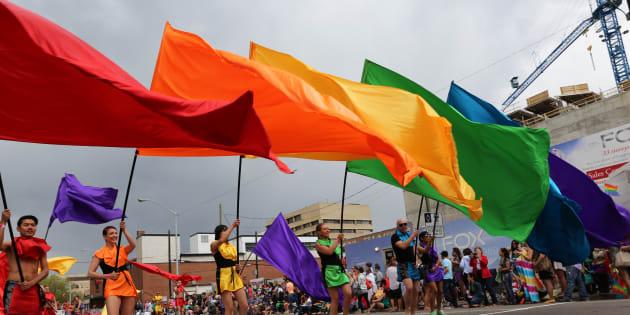 Edmonton Pride Parade, June 2014