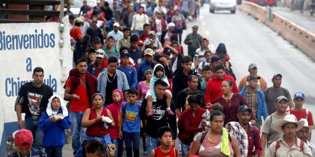 El propósito de la CNDH es evitar la consumación irreparable de hechos violatorios de los derechos de los migrantes. EFE/Esteban Biba