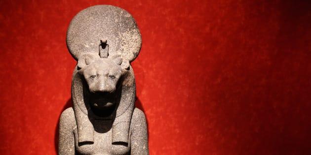 D'autres statues de Sekhmet, comme celle-ci, ont été découverte dans d'autres temples égyptiens.