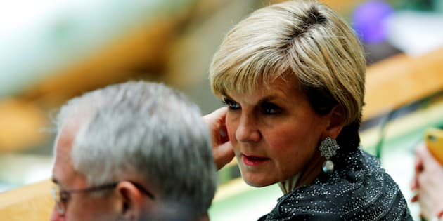 Australia foreign chief stands in for PM after deputy ousted