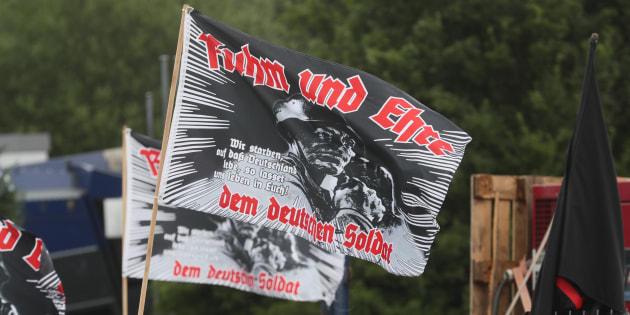 Comment un festival néonazi célébrant l'anniversaire d'Hitler peut encore être organisé en Allemagne?