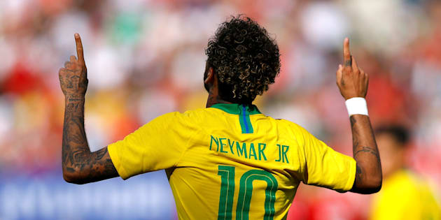La Coupe du monde 2018 en Russie peut faire entrer Neymar dans l'histoire.