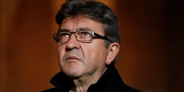 """Jean-Luc Mélenchon ne sera pas candidat aux européennes parce qu'il a déjà """"de quoi s'occuper"""""""