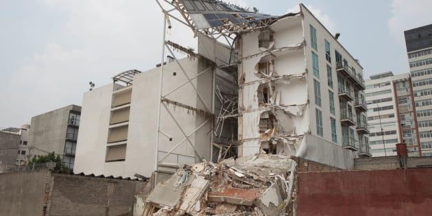 Detienen a dueño de inmueble colapsado por el sismo del 19-S