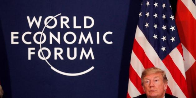 Trump met Davos sur les nerfs, les consignes drastiques pour assister à son discours