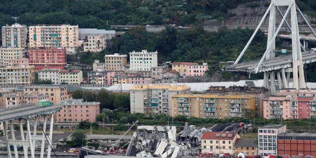 Genova ponte crollato, il governo: