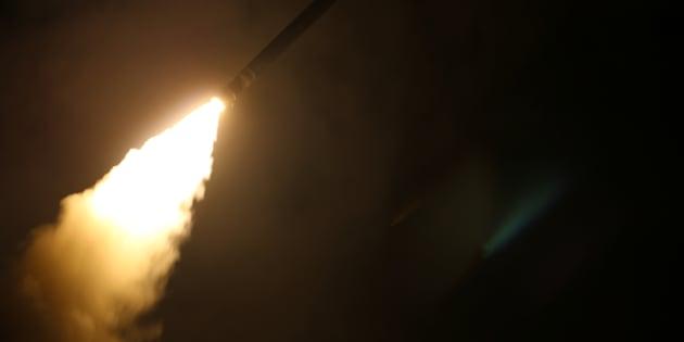 Reportan otro ataque con misiles en Siria