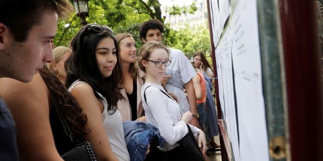 """""""Parcoursup"""", le nouveau terme que les lycéens vont apprendre à connaître (Image d'illustration)"""