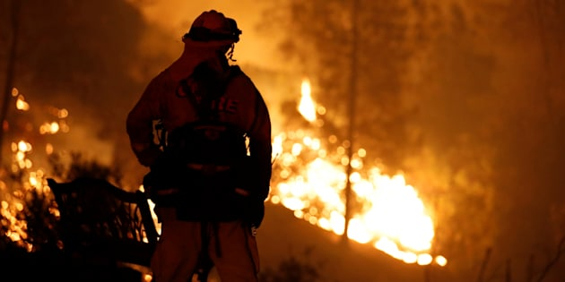 Les incendies en Californie ont fait au moins six morts.