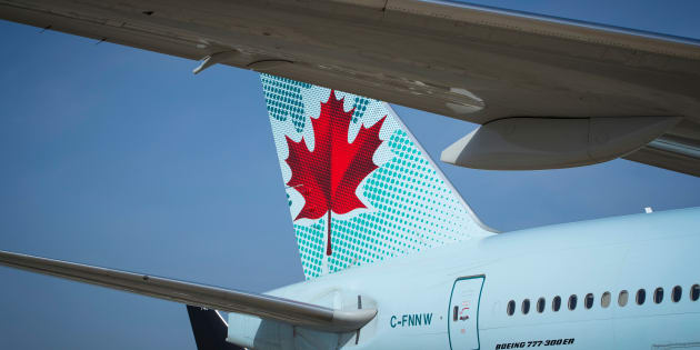 Air Canada says 20,000 mobile app users affected by data breach